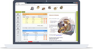 Aware IM   Web Application Builder - Web application